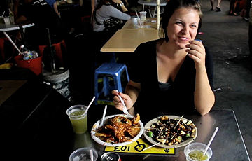A Night Out In Penang