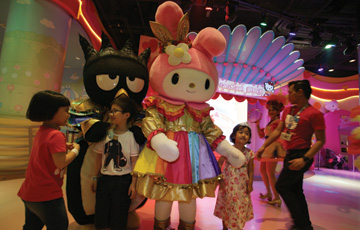 Playtime Nusajaya - Hello Kitty Town