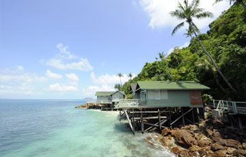 Rawa Island Retreat