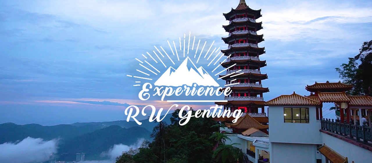 Experience RW Genting - New attractions unveiled